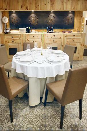 Restaurante en Nijar